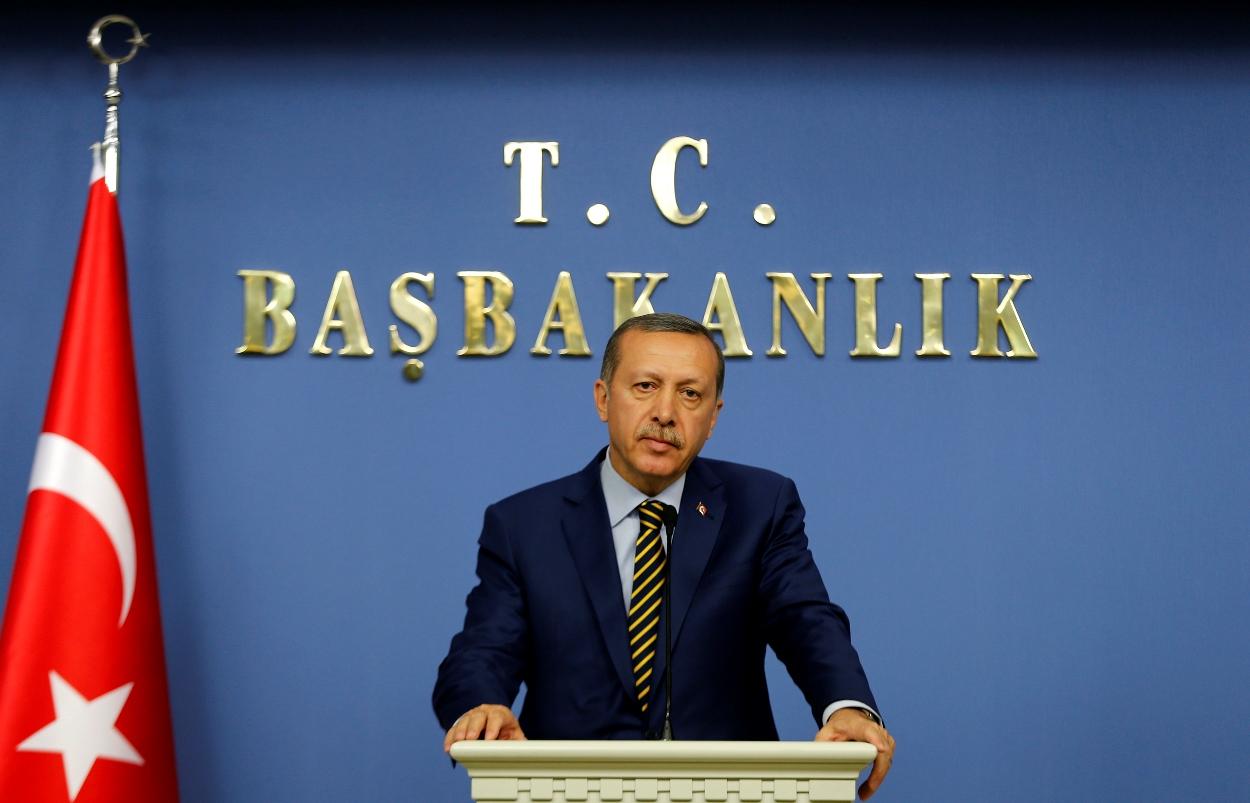 Ο Ερντογάν αρνείται ότι υπάρχει σκάνδαλο διαφθοράς