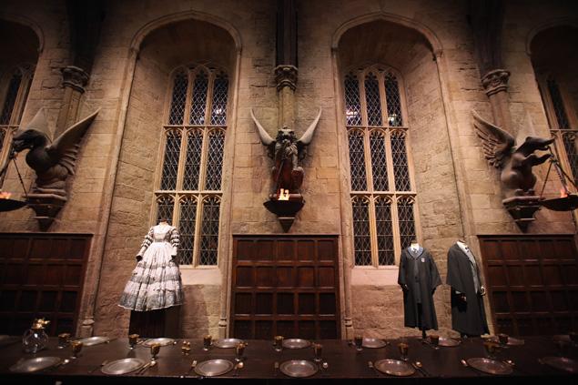O Harry Potter… πάει θέατρο!