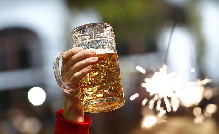 Μπύρες από… άλλο πλανήτη
