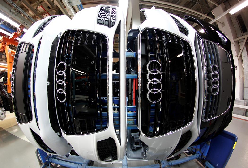 H Audi επενδύει 22 δισ. ευρώ τα επόμενα πέντε χρόνια