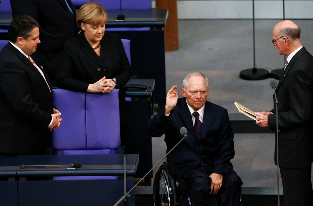 Το δημοσιονομικό παράδοξο της Γερμανικής Ευρώπης