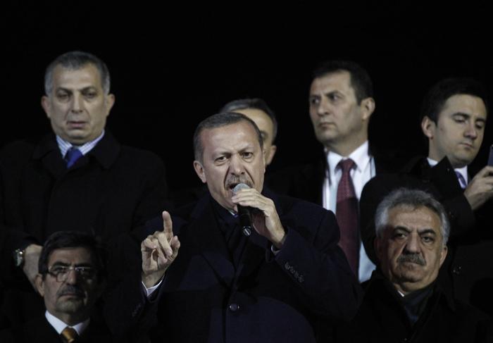 Τουρκία: Οι πτυχές ενός μεγάλου σκανδάλου