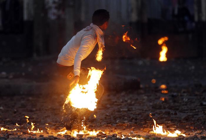 Αίγυπτος: Συγκρούσεις φοιτητών με την αστυνομία