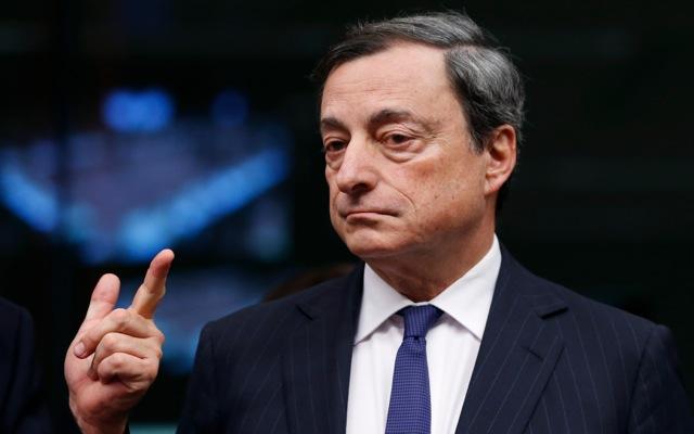 «Υπομονή» για την περίπτωση της Ελλάδας συνιστά ο Ντράγκι