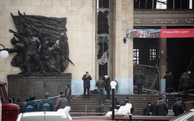 Γυναίκα-καμικάζι επιτέθηκε σε σιδηροδρομικό σταθμό στη Ρωσία