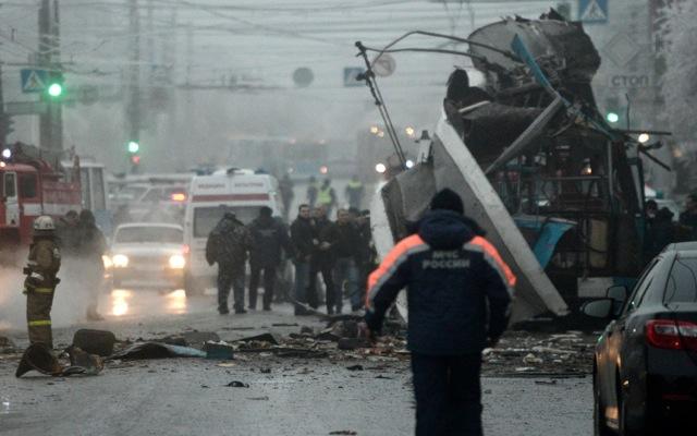 Νέα επίθεση αυτοκτονίας στο Βόλγκογκραντ
