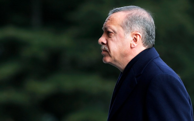 Πρωτοχρονιάτικο μήνυμα Ερντογάν κατά των «συνωμοτών»