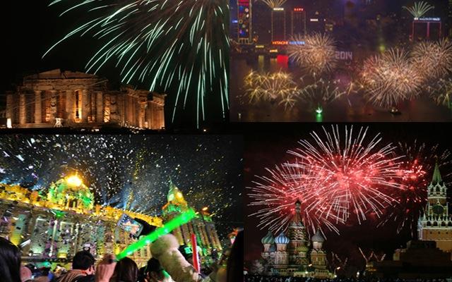 Ευτυχισμένο το 2014!
