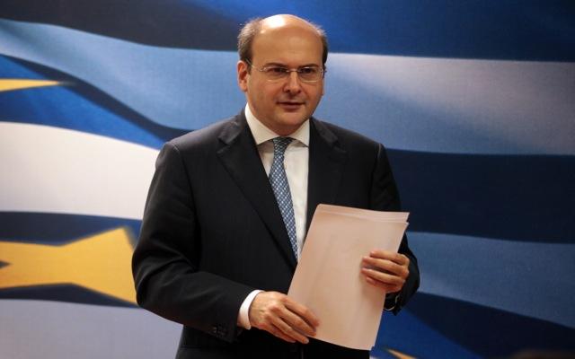 Χατζηδάκης: 5,8 δισ. ευρώ προς απορρόφηση τα επόμενα δύο χρόνια