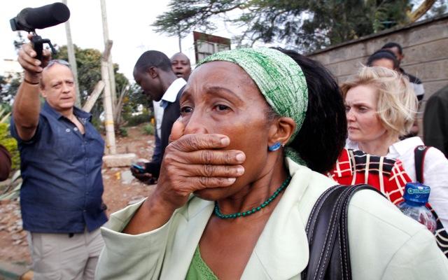 Δέκα τραυματίες από επίθεση με χειροβομβίδα στην Κένυα