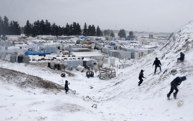 ΟΗΕ: Αντιμέτωπος με σοβαρές ανθρωπιστικές κρίσεις το 2014