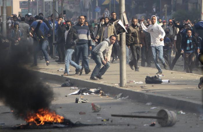 Έντεκα νεκροί μετά από συγκρούσεις στην Αίγυπτο