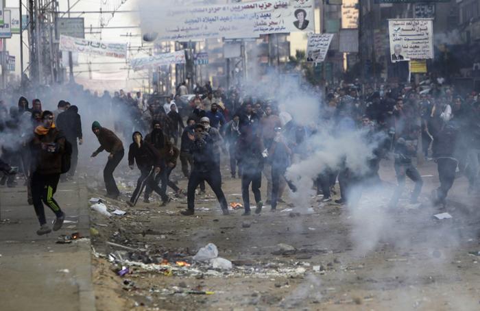 Συνεχίζεται ο κύκλος αίματος στην Αίγυπτο