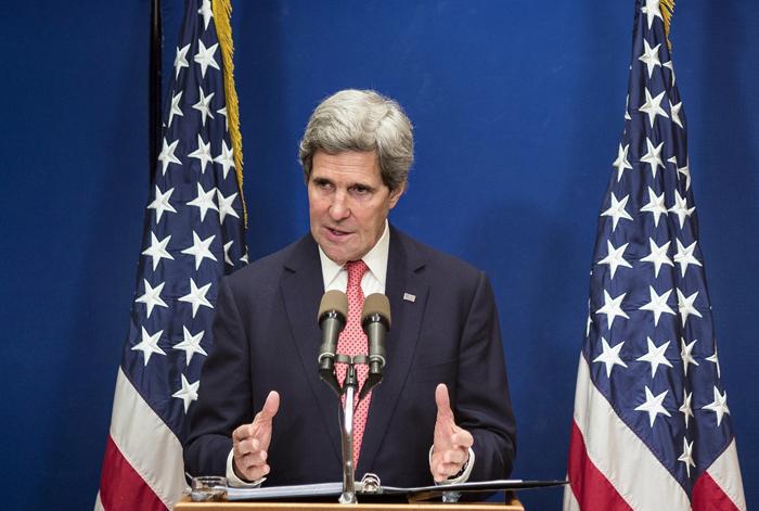Κέρι: «Δεν θα επιστρέψουμε στο Ιράκ»