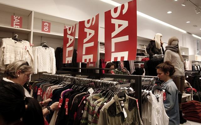 Αύξηση 4,1% στα έσοδα για τις παγκόσμιες δυνάμεις του λιανικού εμπορίου
