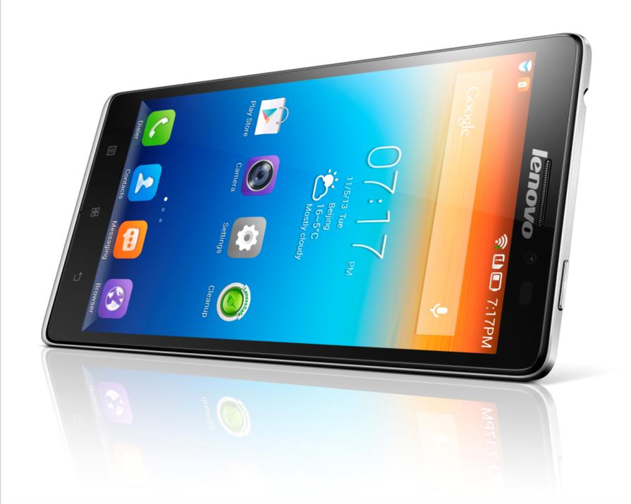 Η Lenovo λανσάρει το πρώτο της LTE Smartphone με VibeZ