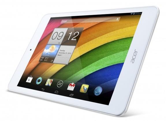 Ανταγωνιστής του iPad mini από την Acer