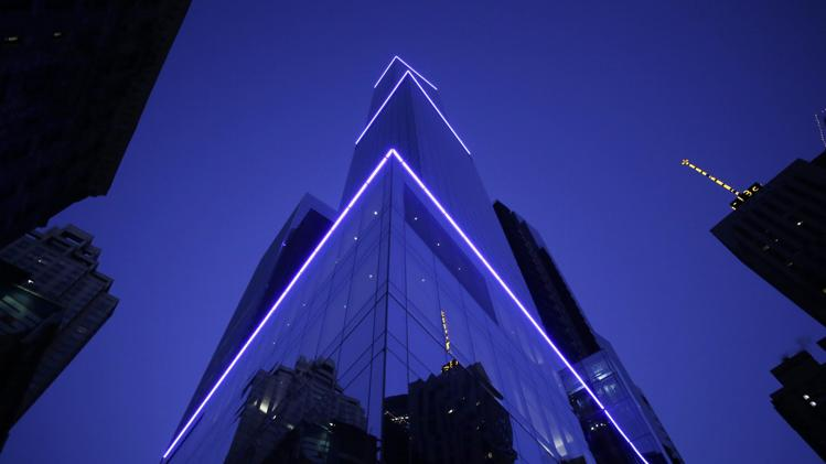 Το ψηλότερο ξενοδοχείο των ΗΠΑ σε 60 δευτερόλεπτα