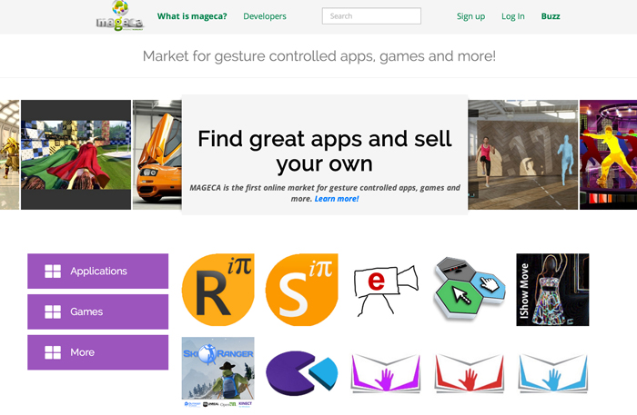 Mageca: το ελληνικό app store