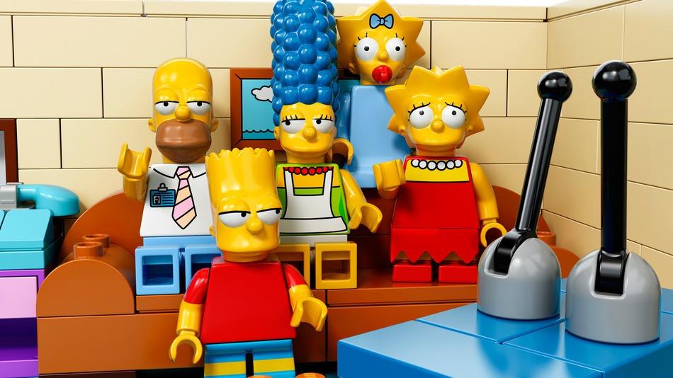 Οι Simpons τώρα και σε lego!
