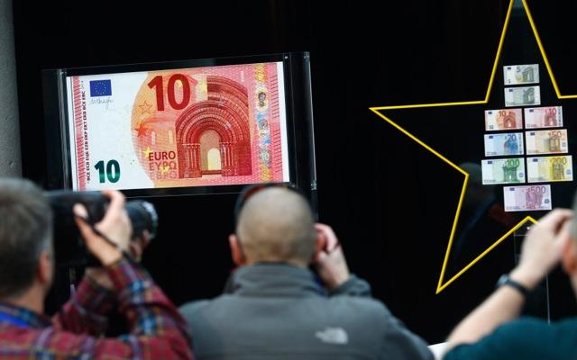 Νέο χαρτονόμισμα των 10 Ευρώ