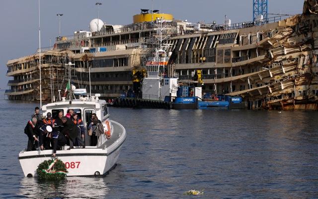 Δύο χρόνια από το ναυάγιο του Costa Concordia