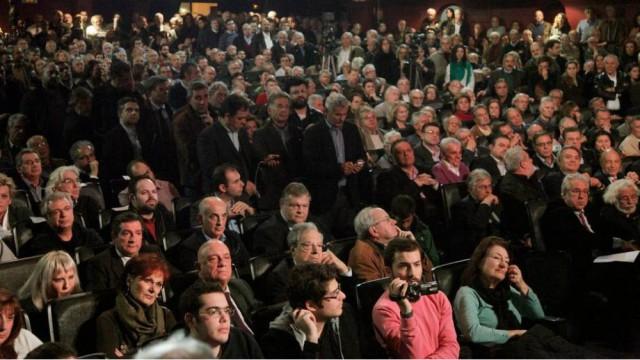 "H κίνηση των ""58"" στις ευρωεκλογές ως Προοδευτική Δημοκρατική Παράταξη"