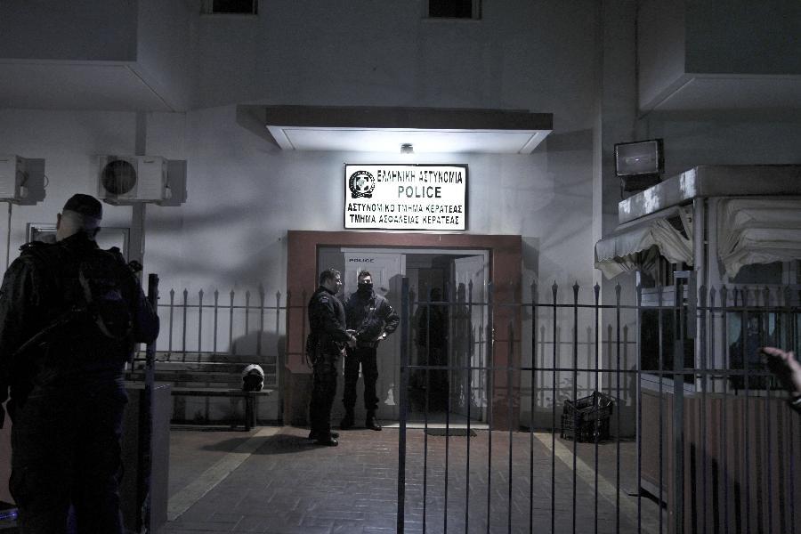 Δύο οι συλληφθέντες για την απαγωγή του Μ. Καραμολέγκου