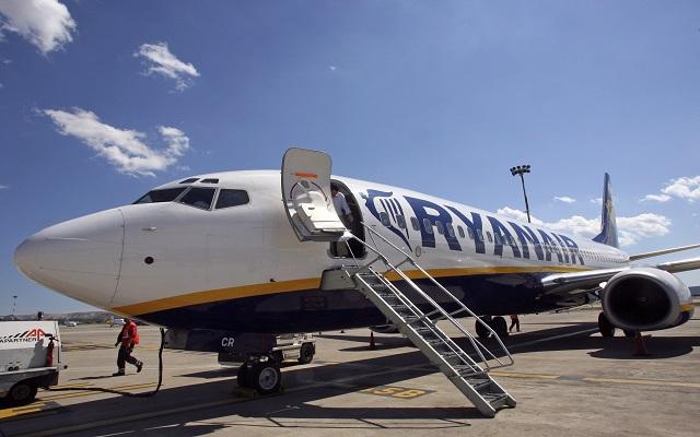Νέες πτήσεις της Ryanair από Χανιά προς Μπόρνμουθ και από Ρόδο προς Όσλο