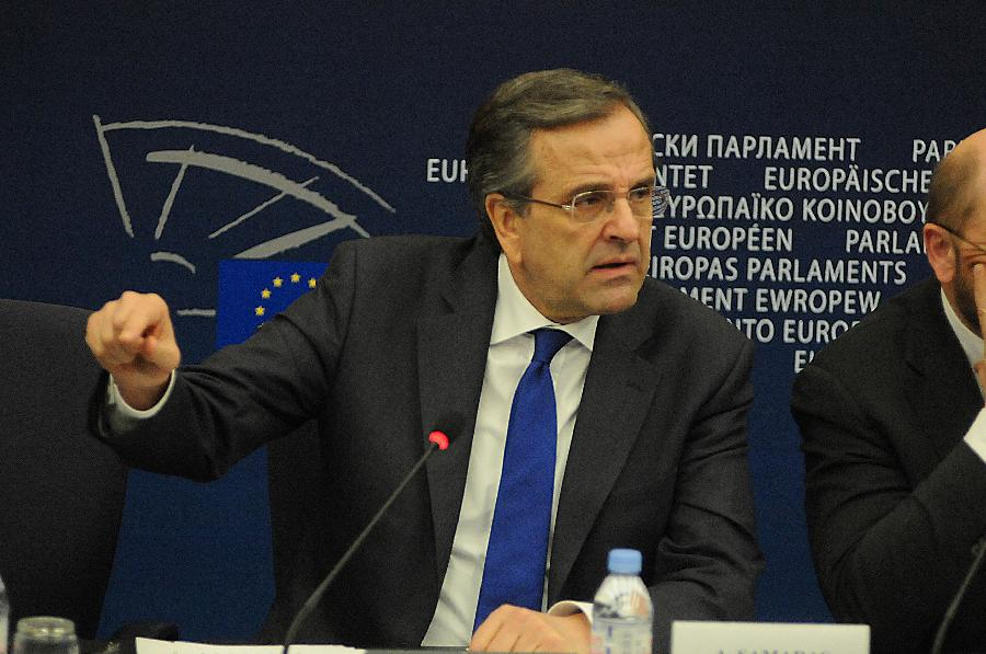 Σαμαράς: «Η ΝΔ θα κερδίσει στις ευρωεκλογές»