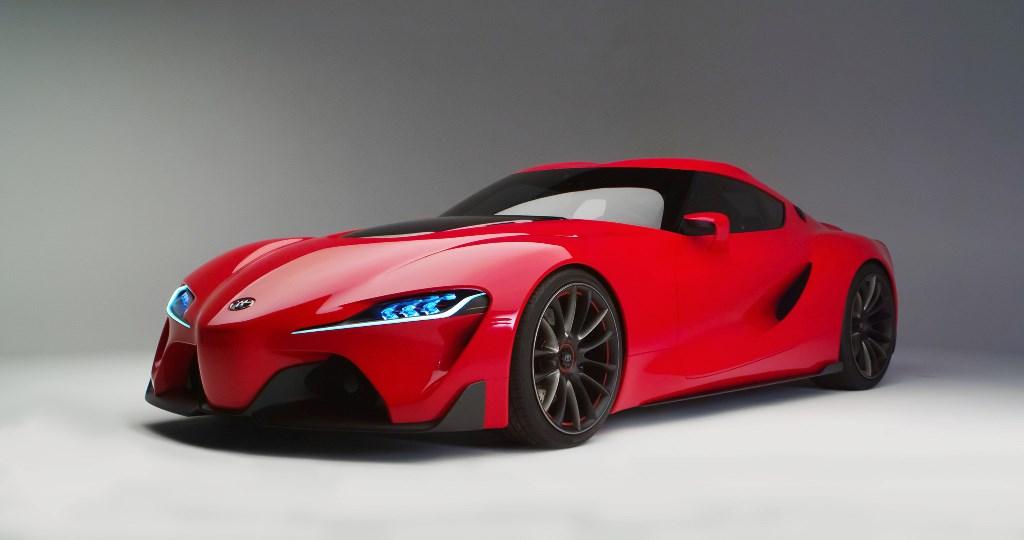 Βίντεο: Το νέο Concept Car της Toyota θυμίζει μαχητικό