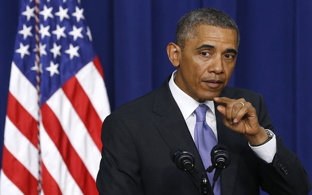 U.S. President Obama speaks about college education at the White House in Washington