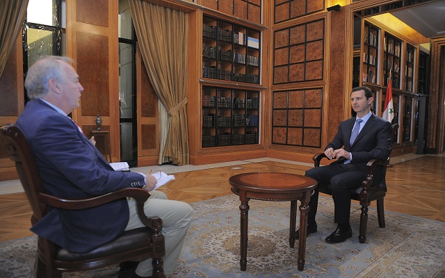 Άσαντ: «Τίποτε δεν με εμποδίζει να είμαι πάλι υποψήφιος»