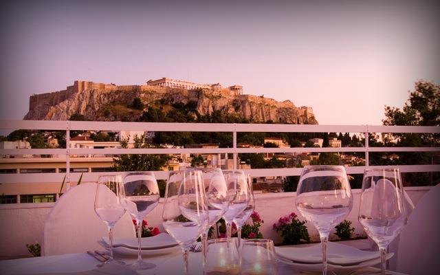 Το εστιατόριο του Μουσείου της Ακρόπολης στα κορυφαία του κόσμου