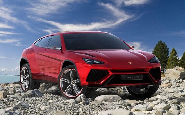 Έρχεται το SUV της Lamborghini