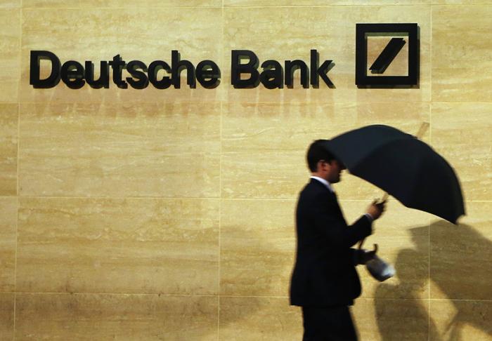 «Πλάτες» της Deutsche Bank σε Κινέζους φοροφυγάδες