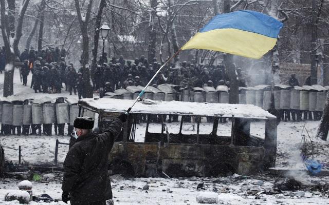 Διεθνής έκκληση για τερματισμό της βίας στην Ουκρανία