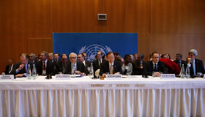 Επανέναρξη των συνομιλιών μεταξύ συριακής κυβέρνησης και αντιπολίτευσης
