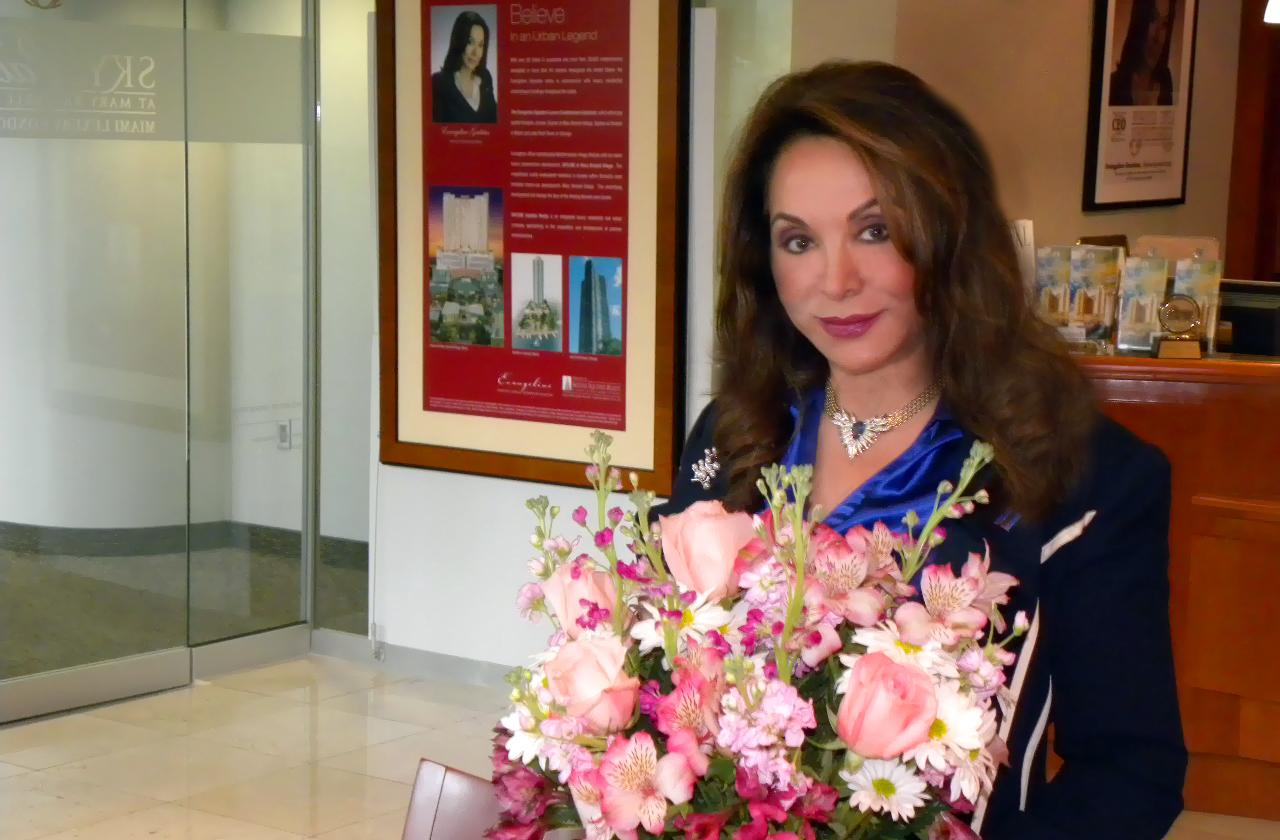 Evangeline Gouletas: Ένας σύγχρονος θρύλος του real estate
