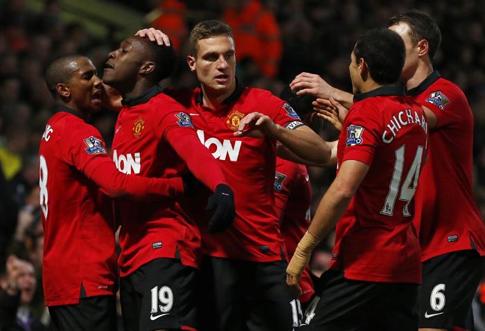 Δύσκολοι καιροί για την Manchester United