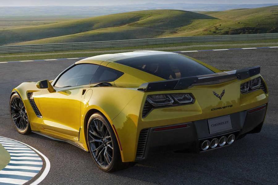 Corvette Z06: O πύραυλος των 635 ίππων