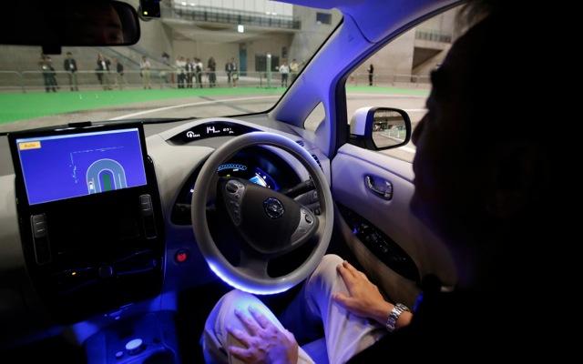 Τα προβλήματα των αυτοκινήτων χωρίς οδηγό
