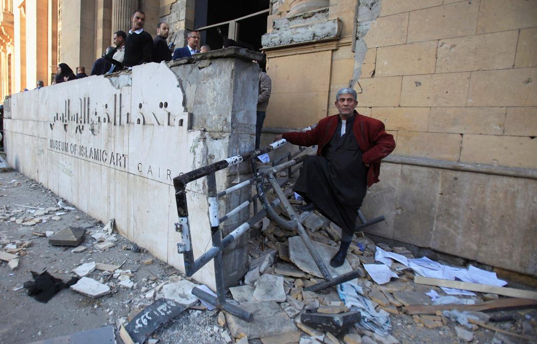 Νέα τριπλή βομβιστική επίθεση στην Αίγυπτο