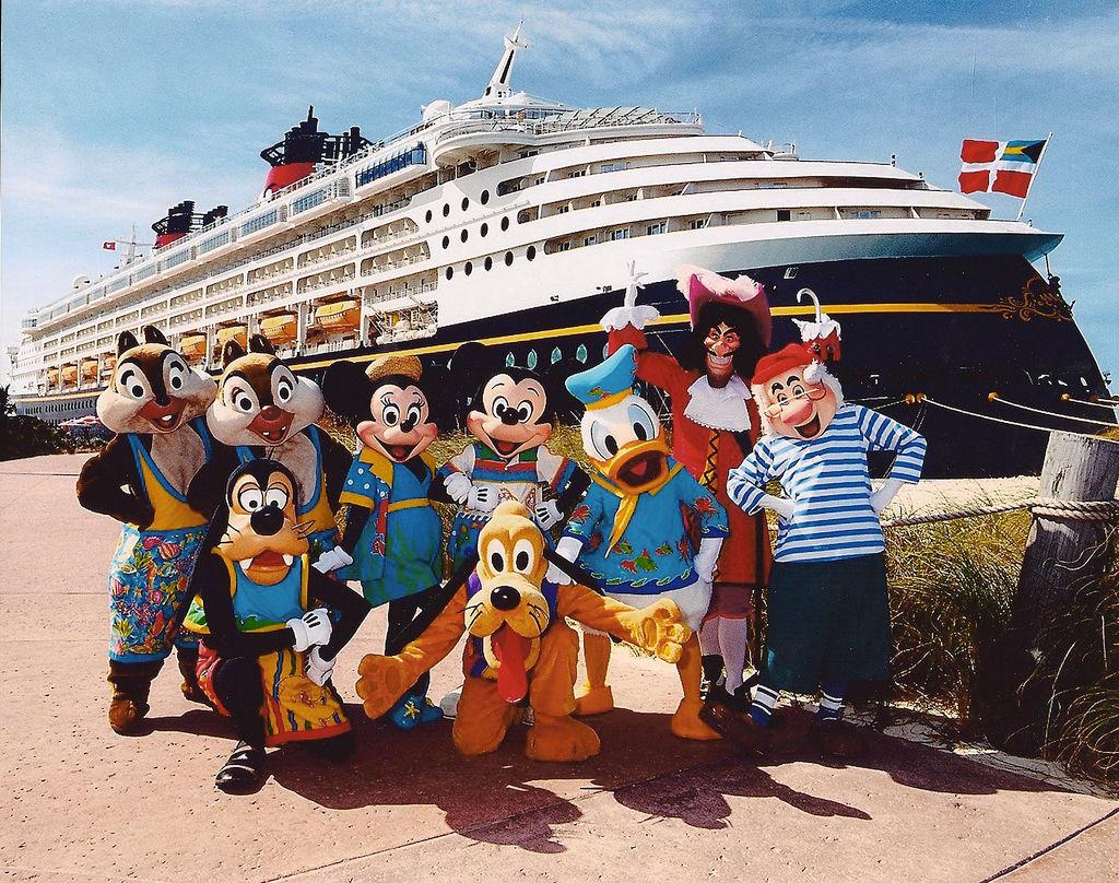 To Disney Magic θα περάσει και από την Ελλάδα
