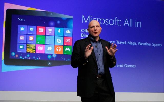 Πέντε πράγματα που θα ενίσχυαν τα Windows 9