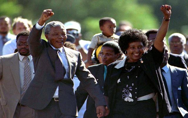«Χωρίς εμένα δεν θα υπήρχε ο Νέλσον Μαντέλα»