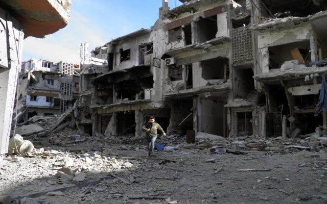 Μικρά, θετικά βήματα στην ειρηνευτική διάσκεψη για τη Συρία