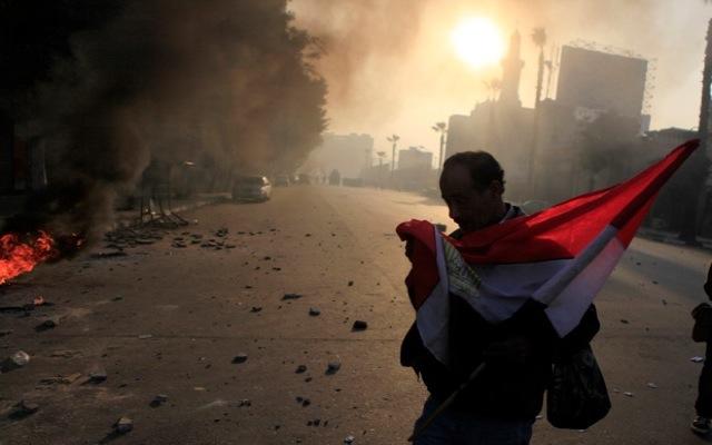 Αιματοβαμμένη επέτειος στην Αίγυπτο