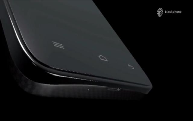 Ένα «μαύρο» τηλέφωνο για ασφαλή επικοινωνία