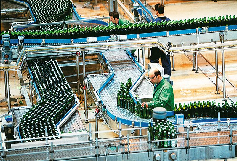 Ο Όμιλος Heineken βραβεύει την Αθηναϊκή Ζυθοποιία
